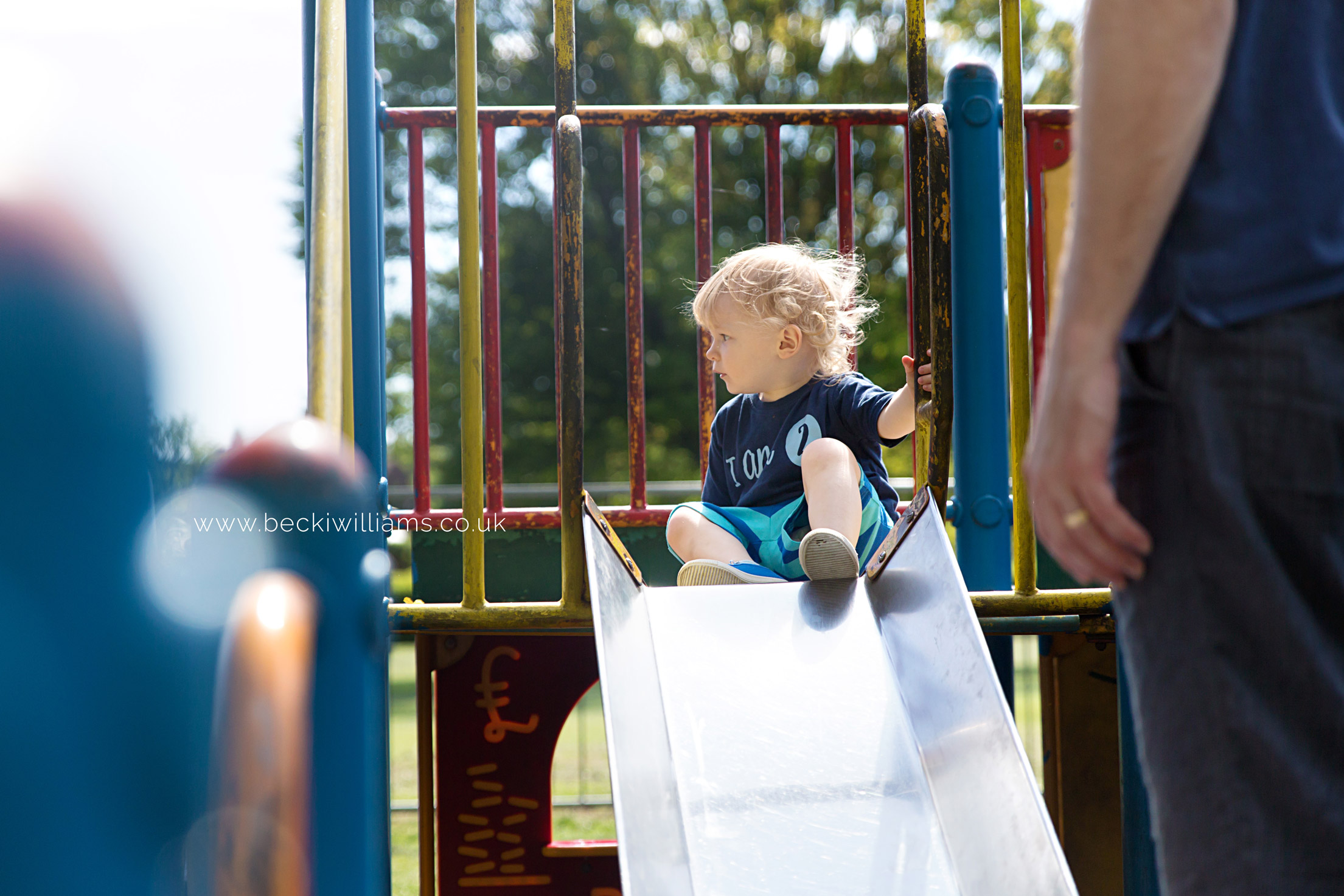 professional baby photography of 2 year old boy in gadebridge park, hemel hempstead