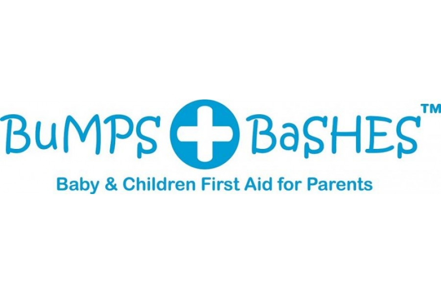 baby first aid - bumps & Bashes