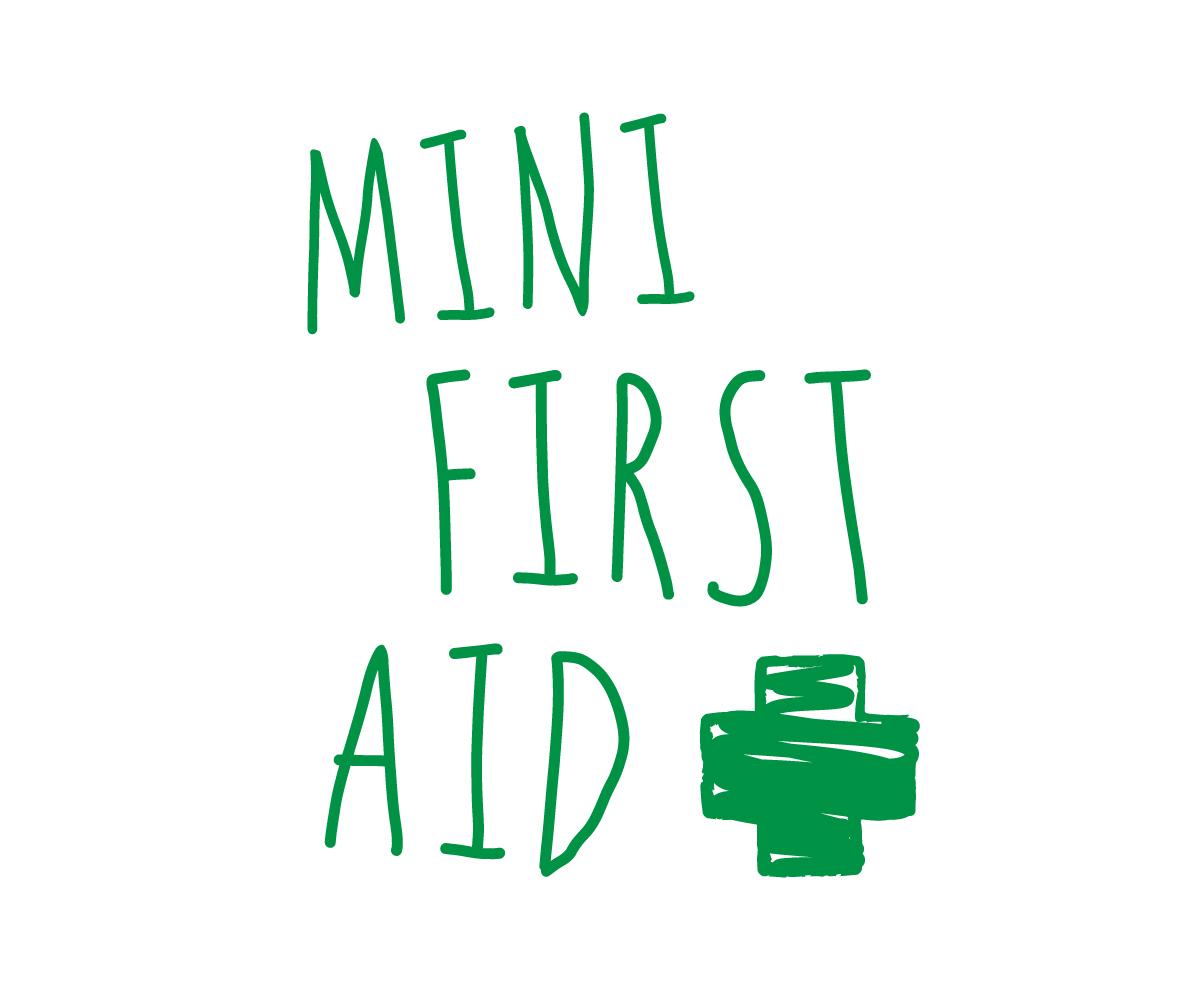 mini first aid - baby first aid
