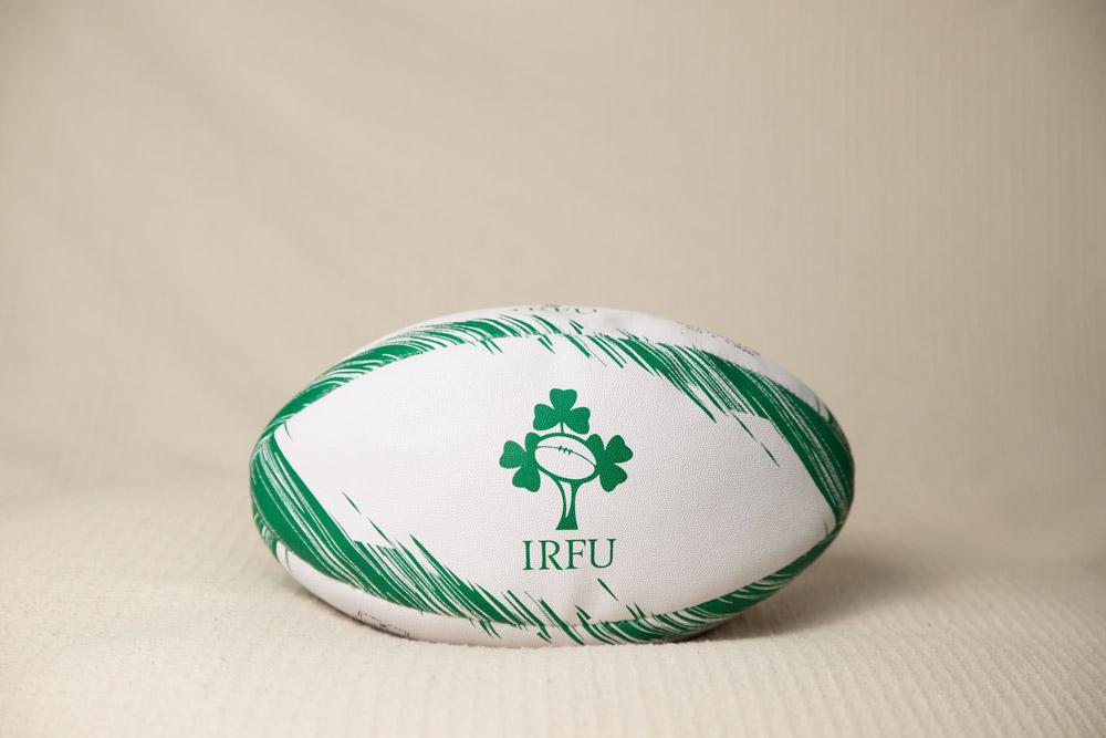 irfu rugby ball