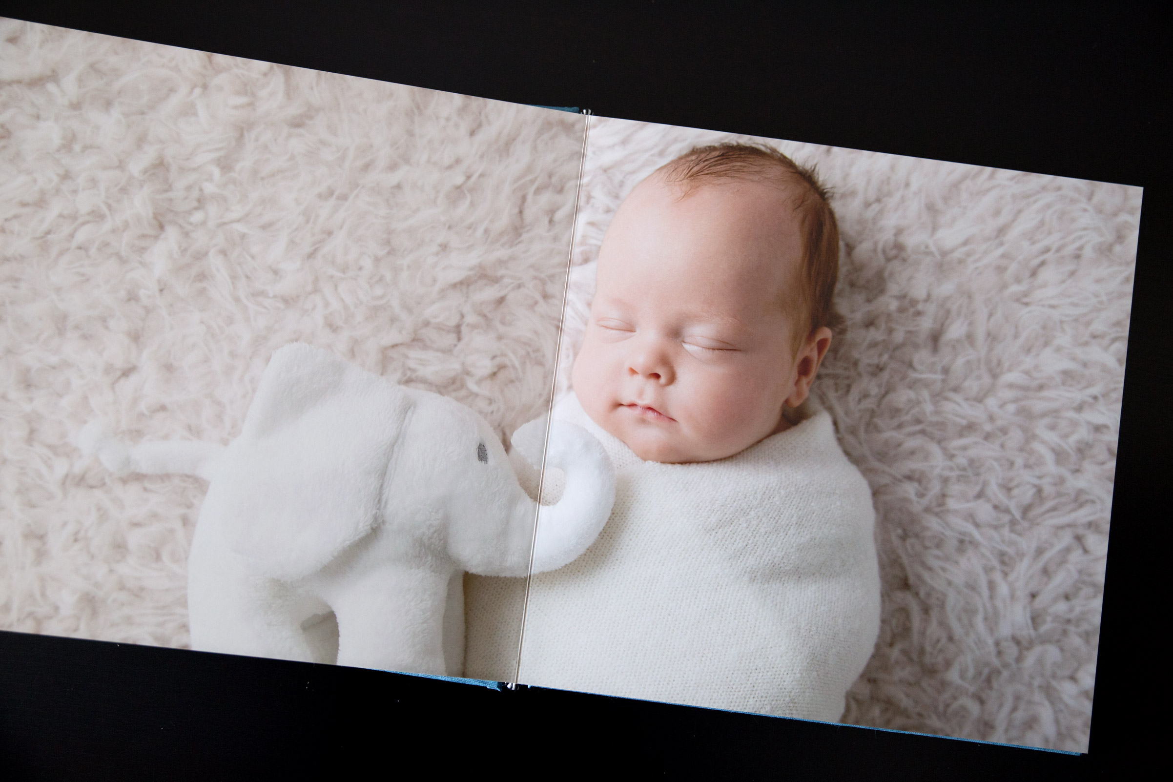 newborn baby photography professional album
