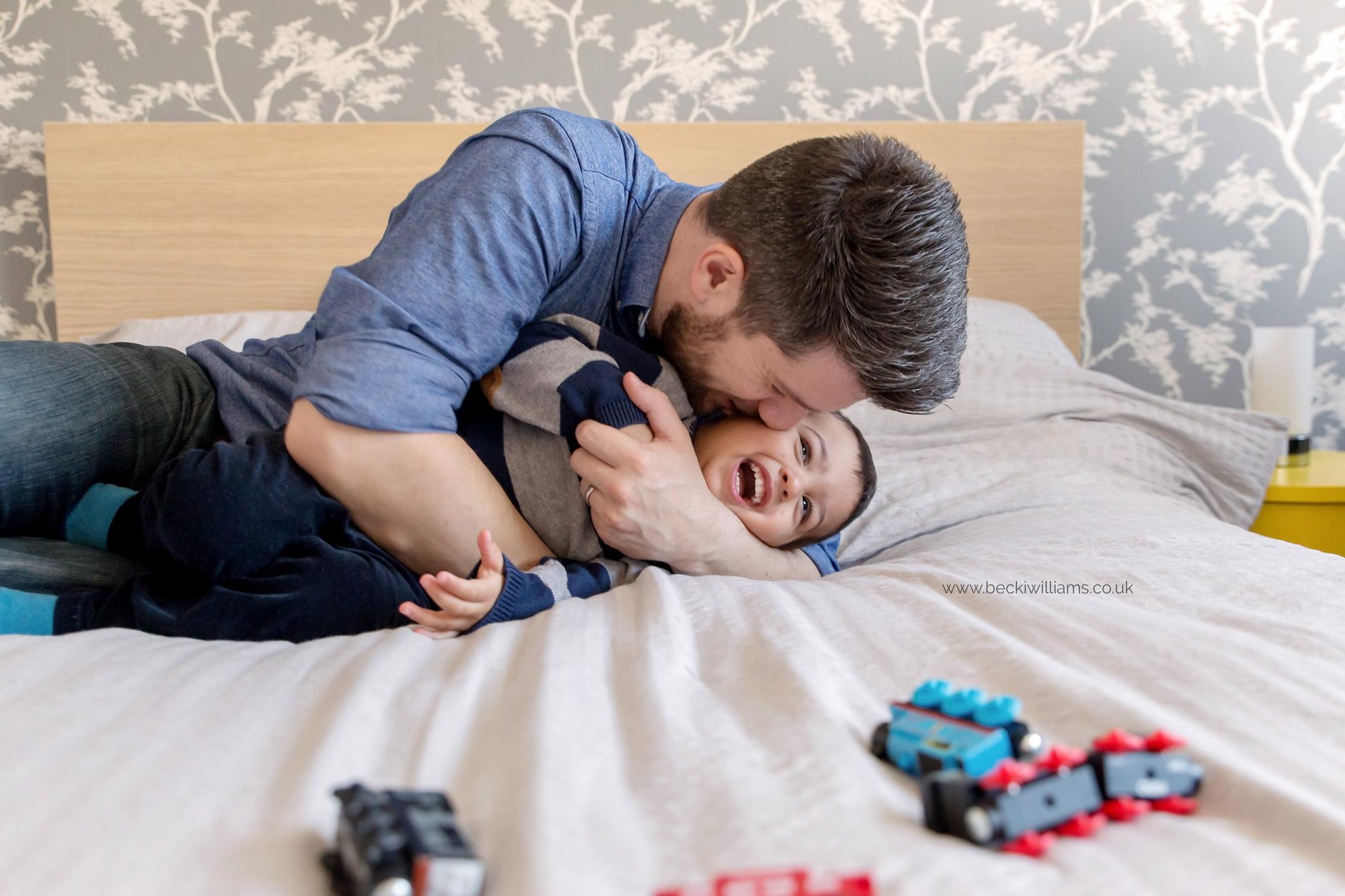 lifestyle-baby-photography-hemel-hempstead-fun-dad-son-trains