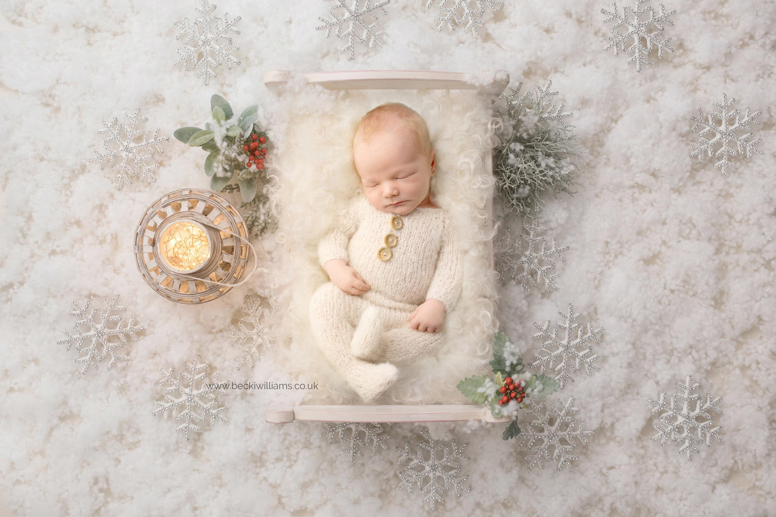 newborn-boy-portraits-hemel-hempstead-christmas-digital-background-bed-snow-night-before-christmas.jpg