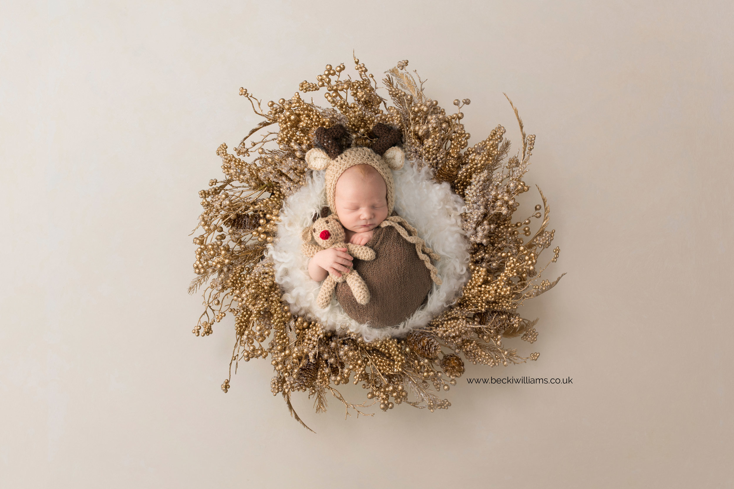 newborn-boy-portraits-hemel-hempstead-christmas-digital-background-reindeer.jpg