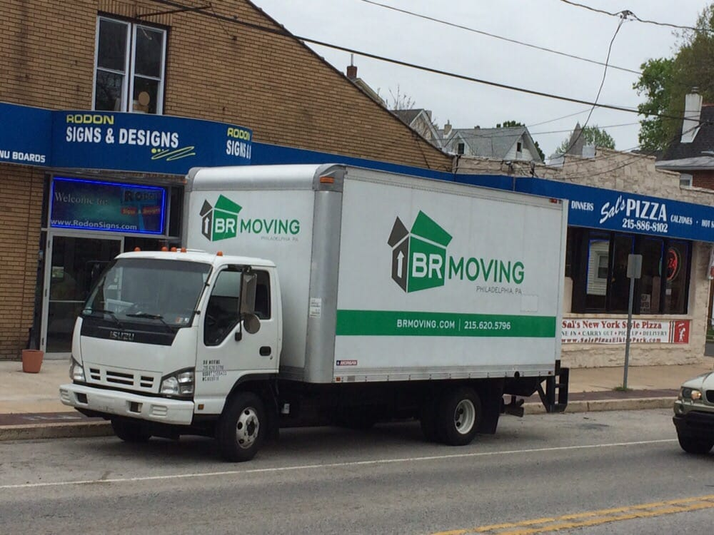 moving services pa