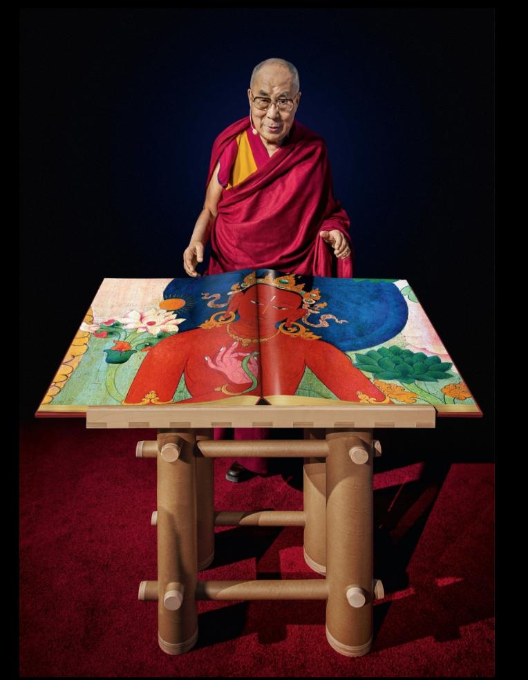 dalai-lama-tokyo-art-fair