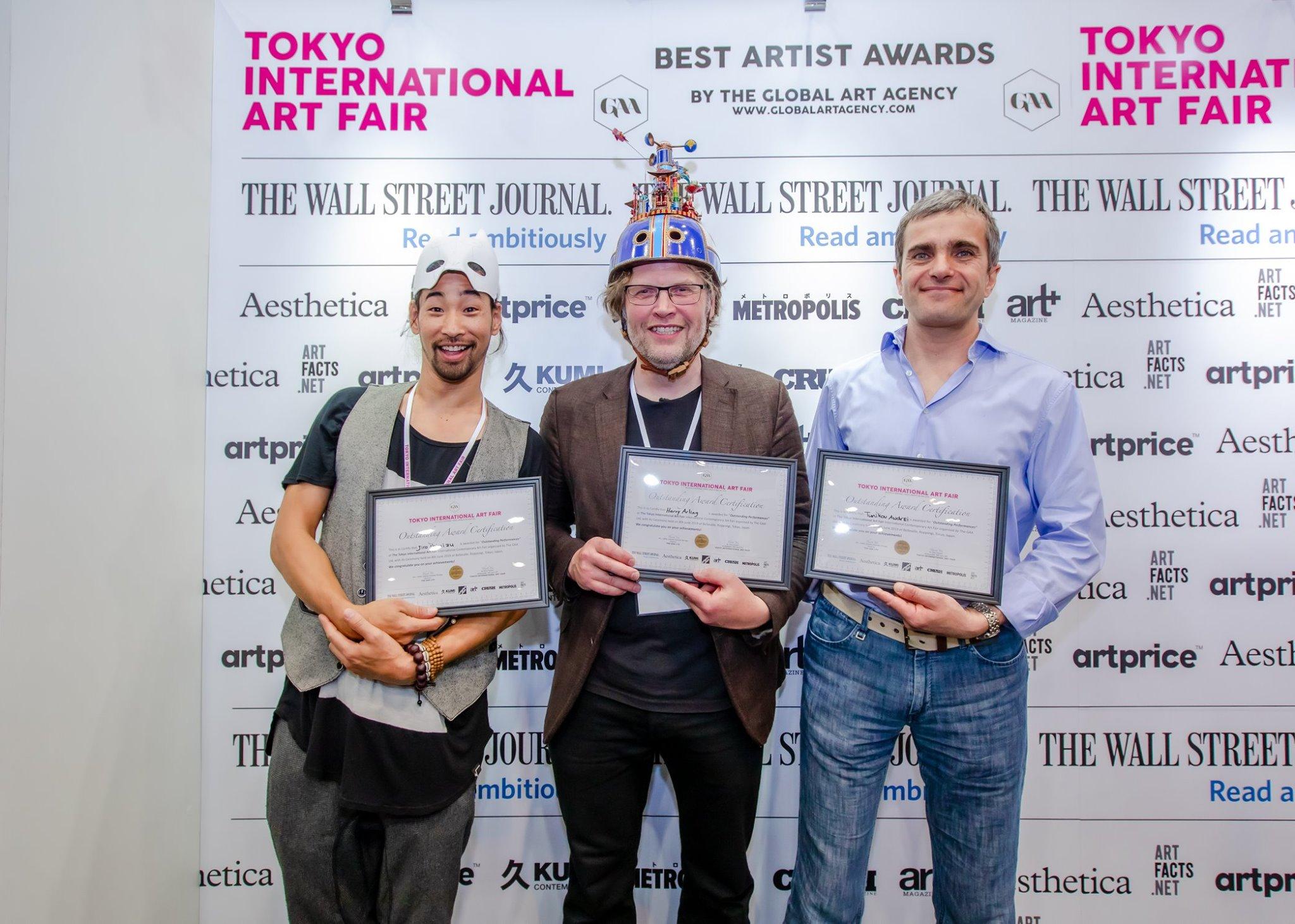 News — Tokyo International Art Fair