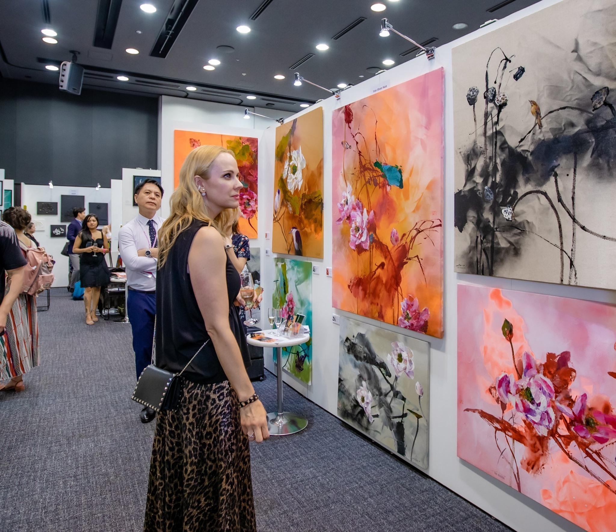 Drawing Now Art Fair Paris 2018