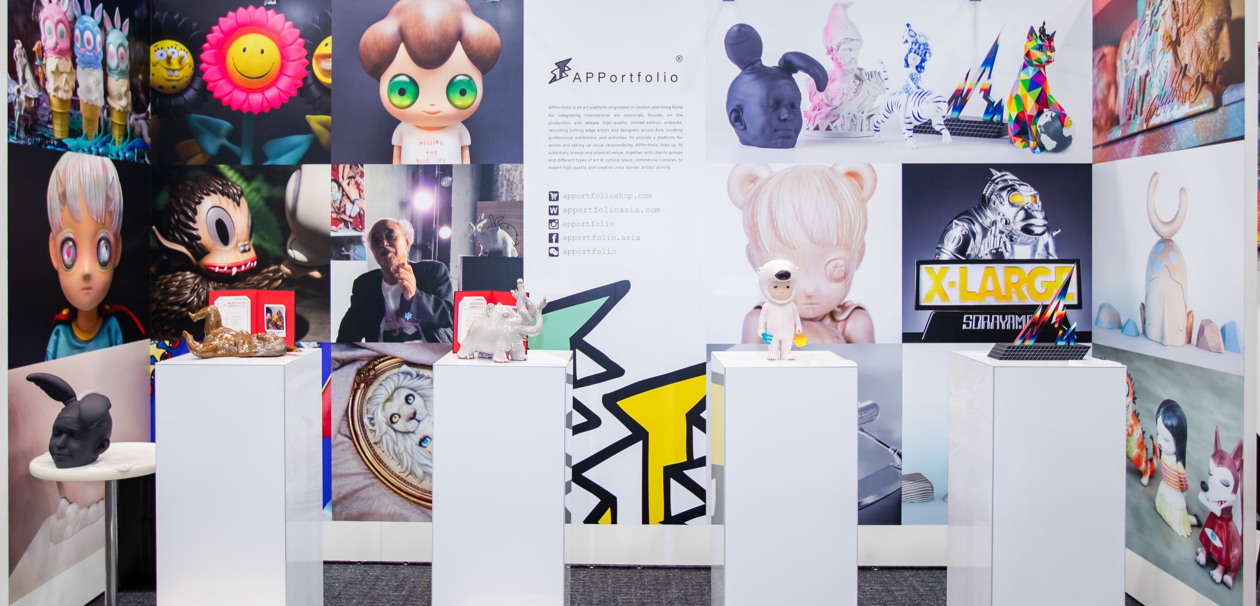 EXHIBIT & SELL - UNIQUE OPPORTUNITY TO EXHIBIT AND SELL YOUR ART AT ONE OF JAPAN'S BIGGEST ART FAIR