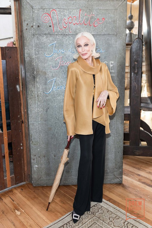 Carmen Dell'orefice. Photo: Drew Altizer