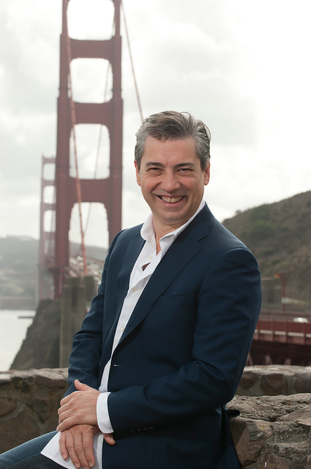 San Francisco Opera Music Director Nicola Luisotti