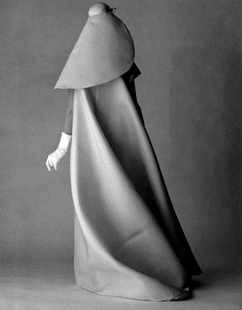 Cristobal Balenciaga by Irving Penn for Vogue, September 1950