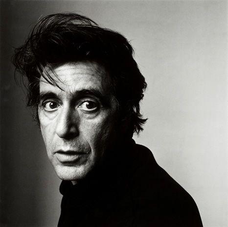 Al Pacino, New York, 1995 The Irving Penn Foundation