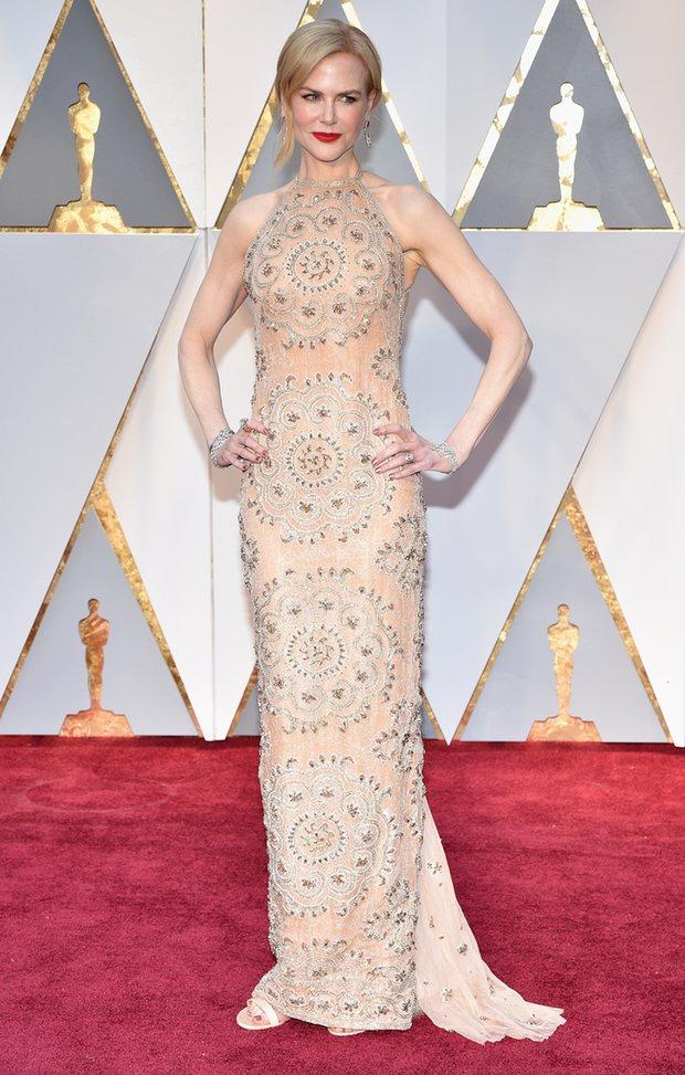 Nicole Kidman Photograph: Kevin Mazur/Getty Images