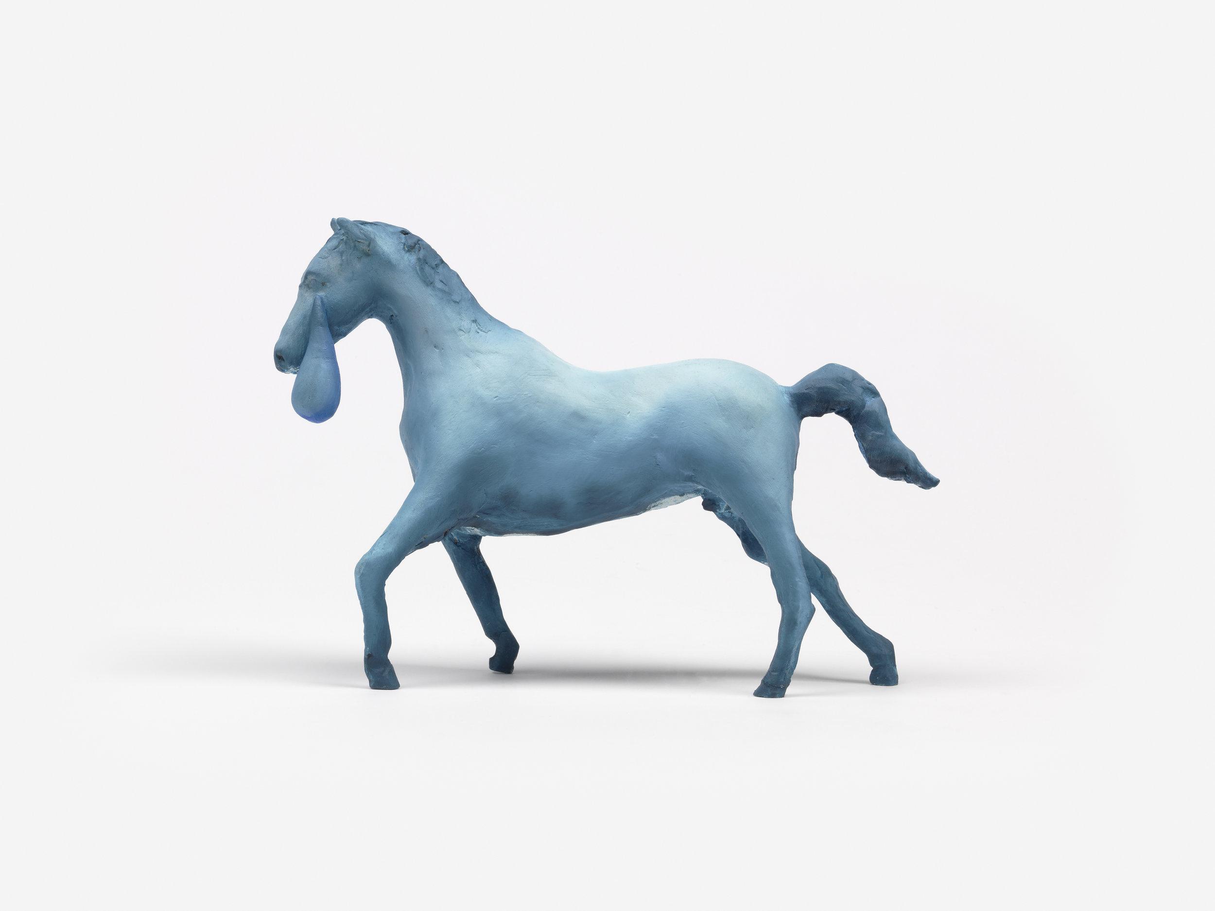 Urs Fischer_Crying Horse.jpg