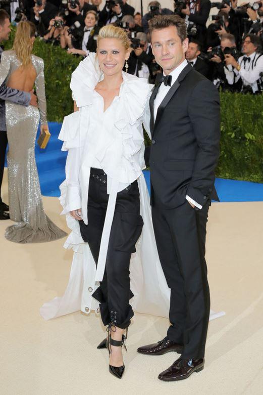 Claire Danes and Hugh Dancy -