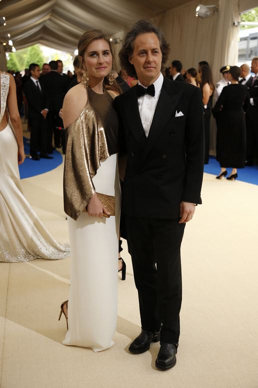 Sophia Bush and David Lauren -