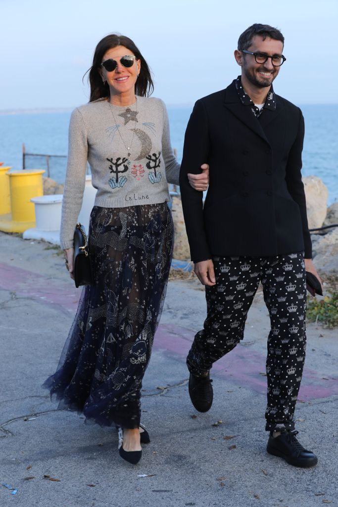 Anan Dello Russo and Simone Michetti