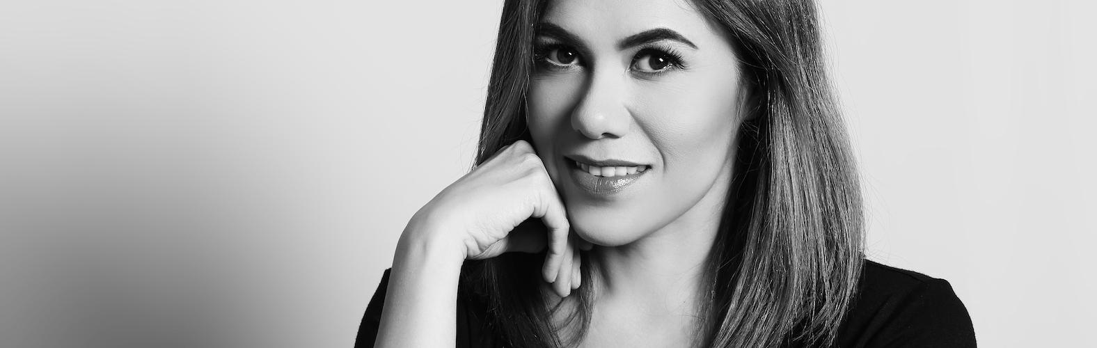 Designer Raquel Orozco.