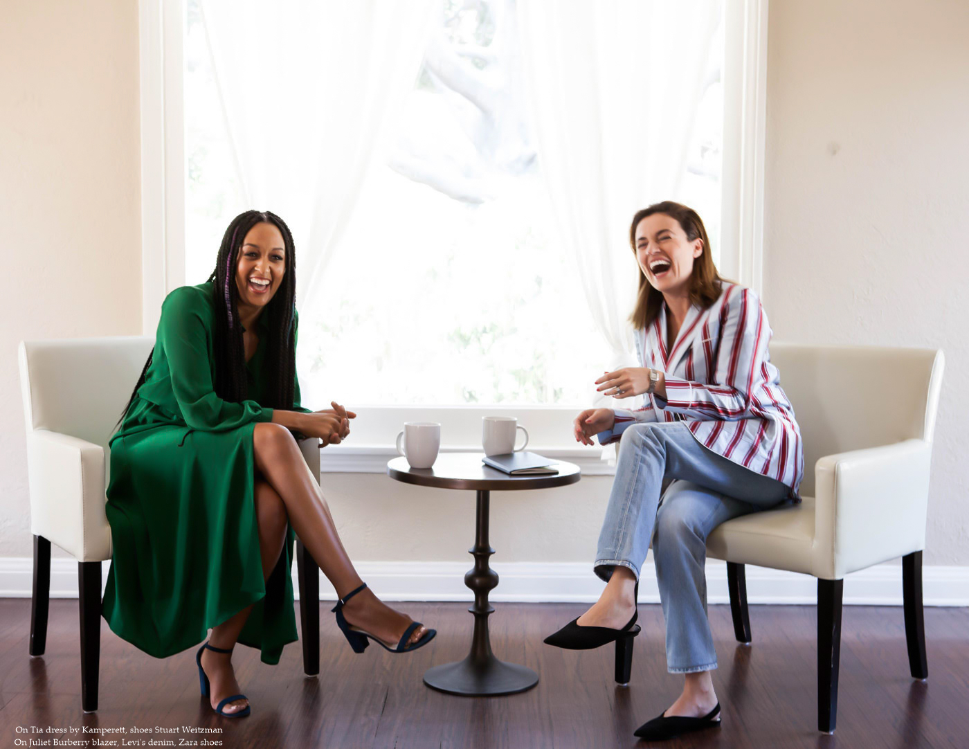 Tia Mowry Los Angeles Tia and Tamara shot by Amaris Granado for Joliegazette Los Angeles, CA