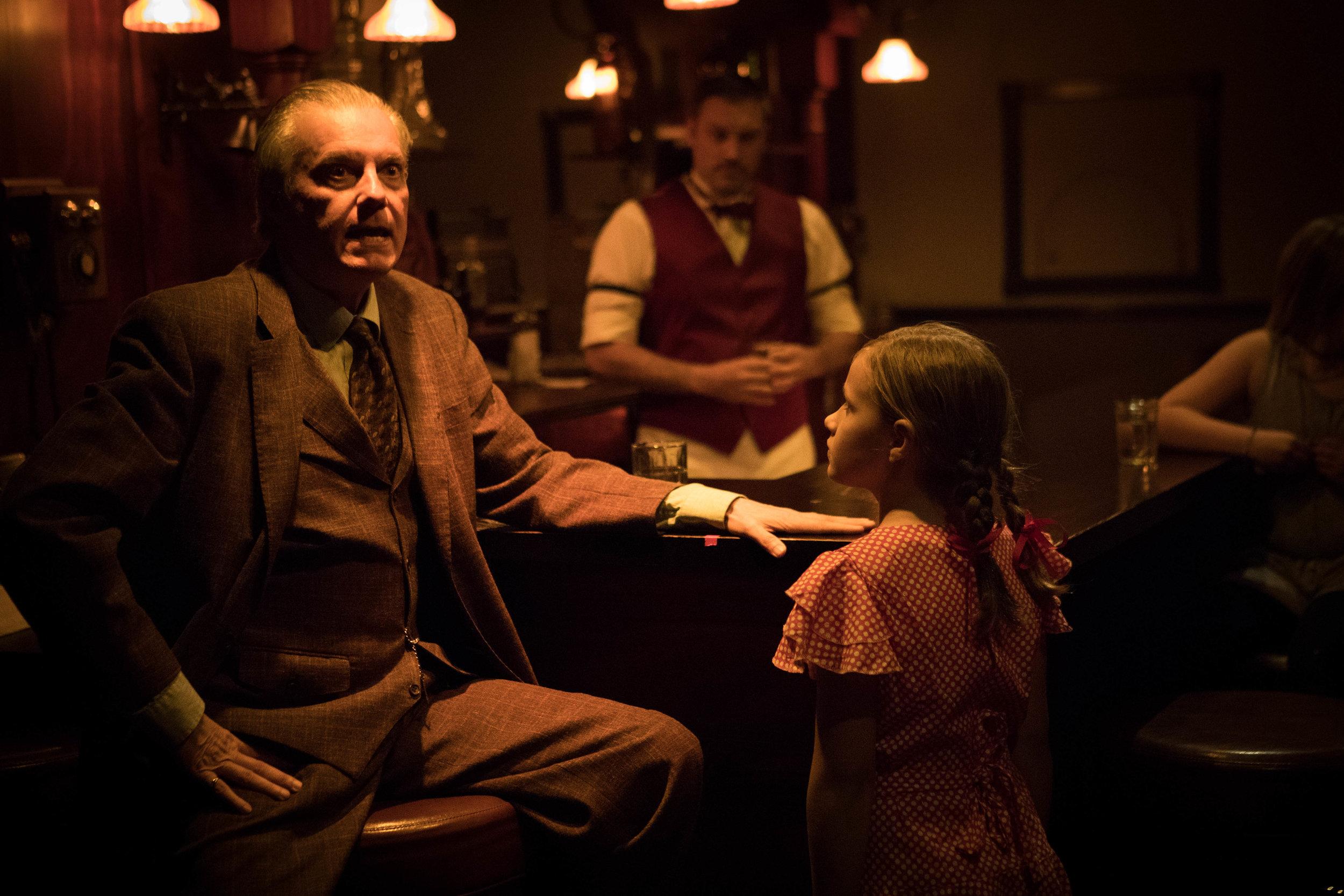 Rasa Hill as Tom, Cooper Carlson as Mac, and Violet Gluck as Sarah in The Speakeasy. Photo by Peter Liu.jpg