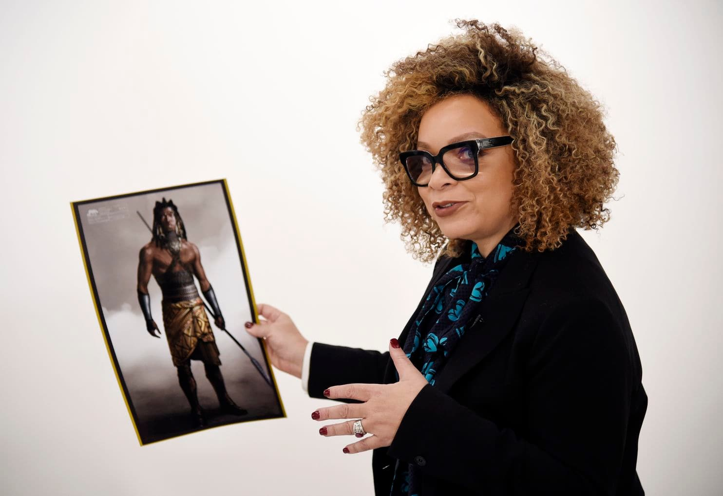 Ruth Carter for Black Panther.