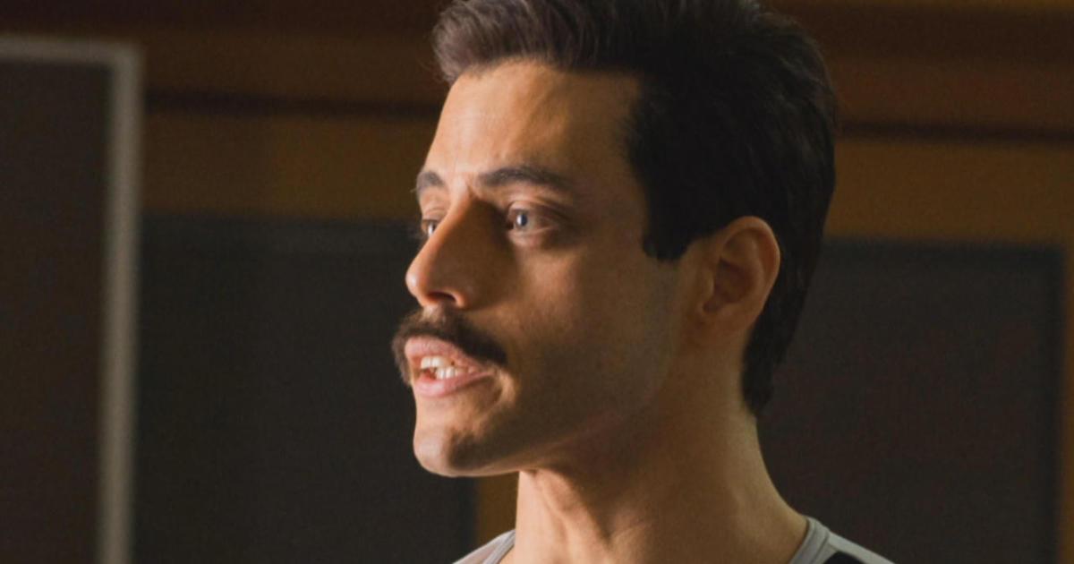 Rami Malek for Bohemian Rhapsody