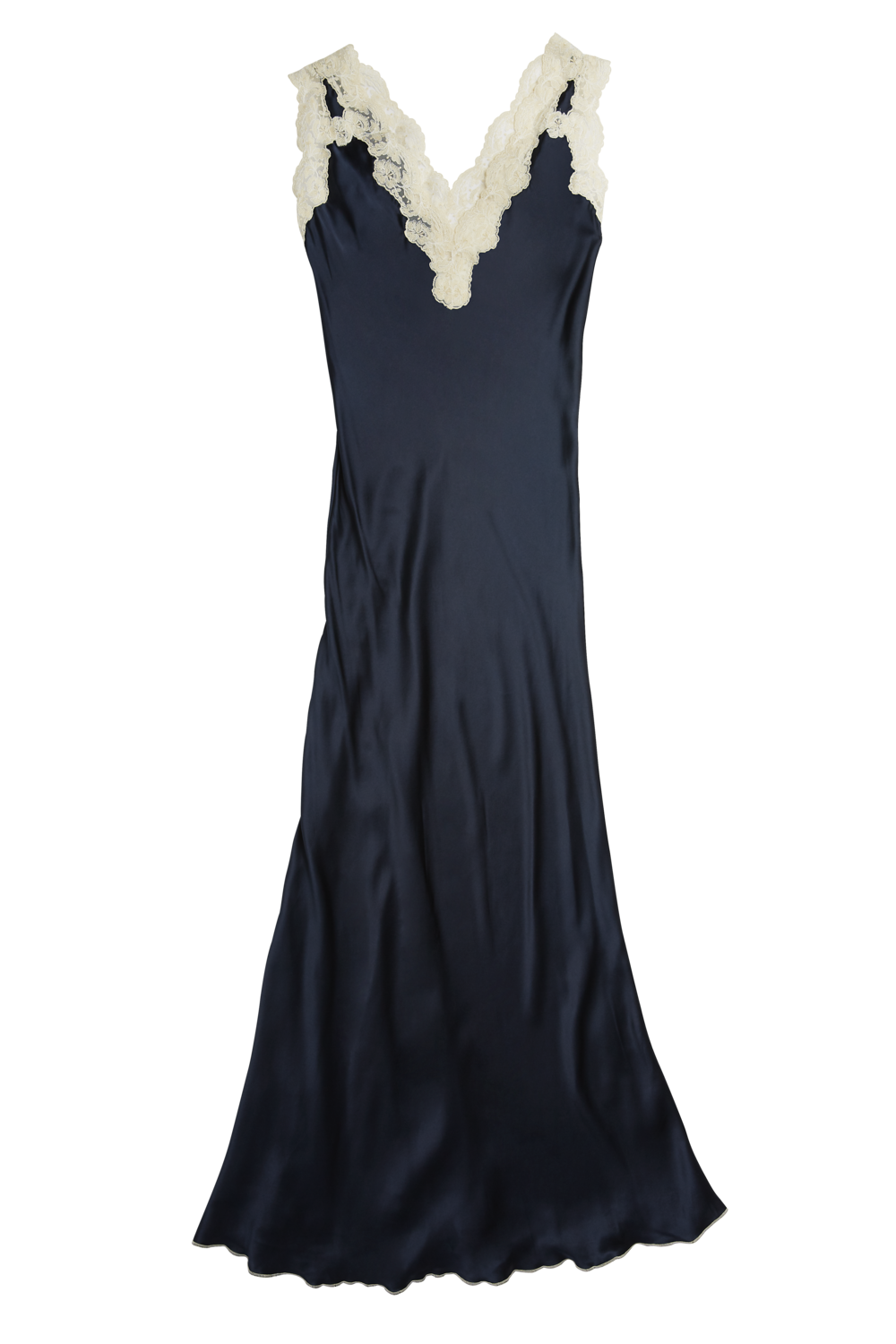 click to  shop Amala Silk Gown by Flora Dancia