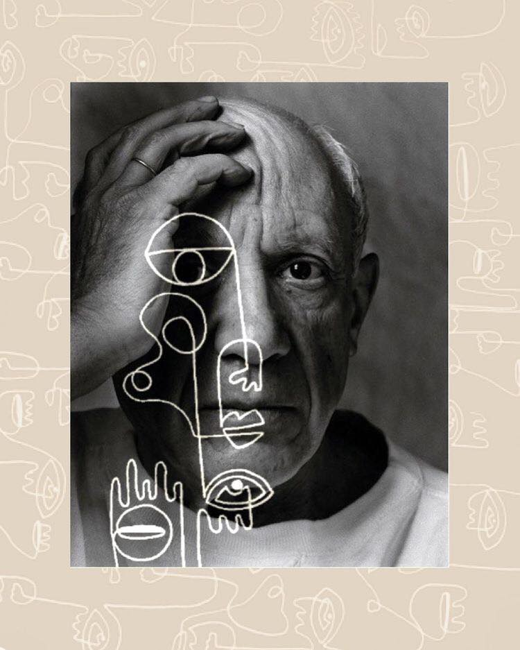 Once, Picasso was asked what his paintings meant. He said, 'Do you ever know what the birds are singing? You don't. But you listen to them anyway.' So, sometimes with art, it is important just to look. —Marina Abramovic