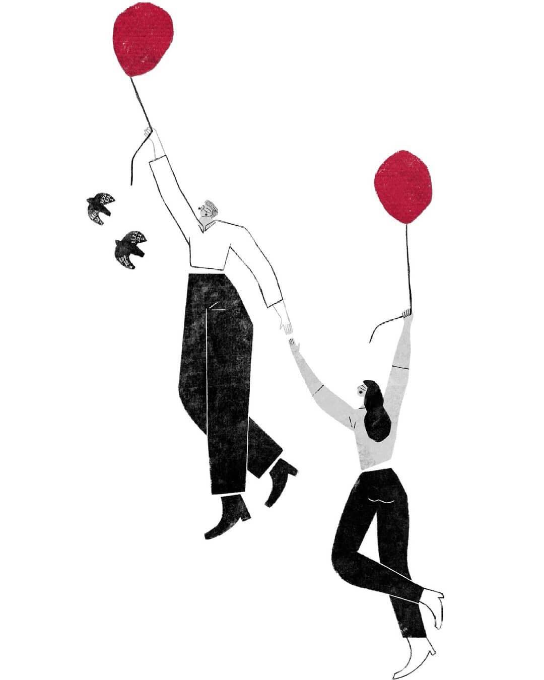 When I found you, my heart found a home.  — Seabird, Falling For You  Artist: Fernando Cobelo