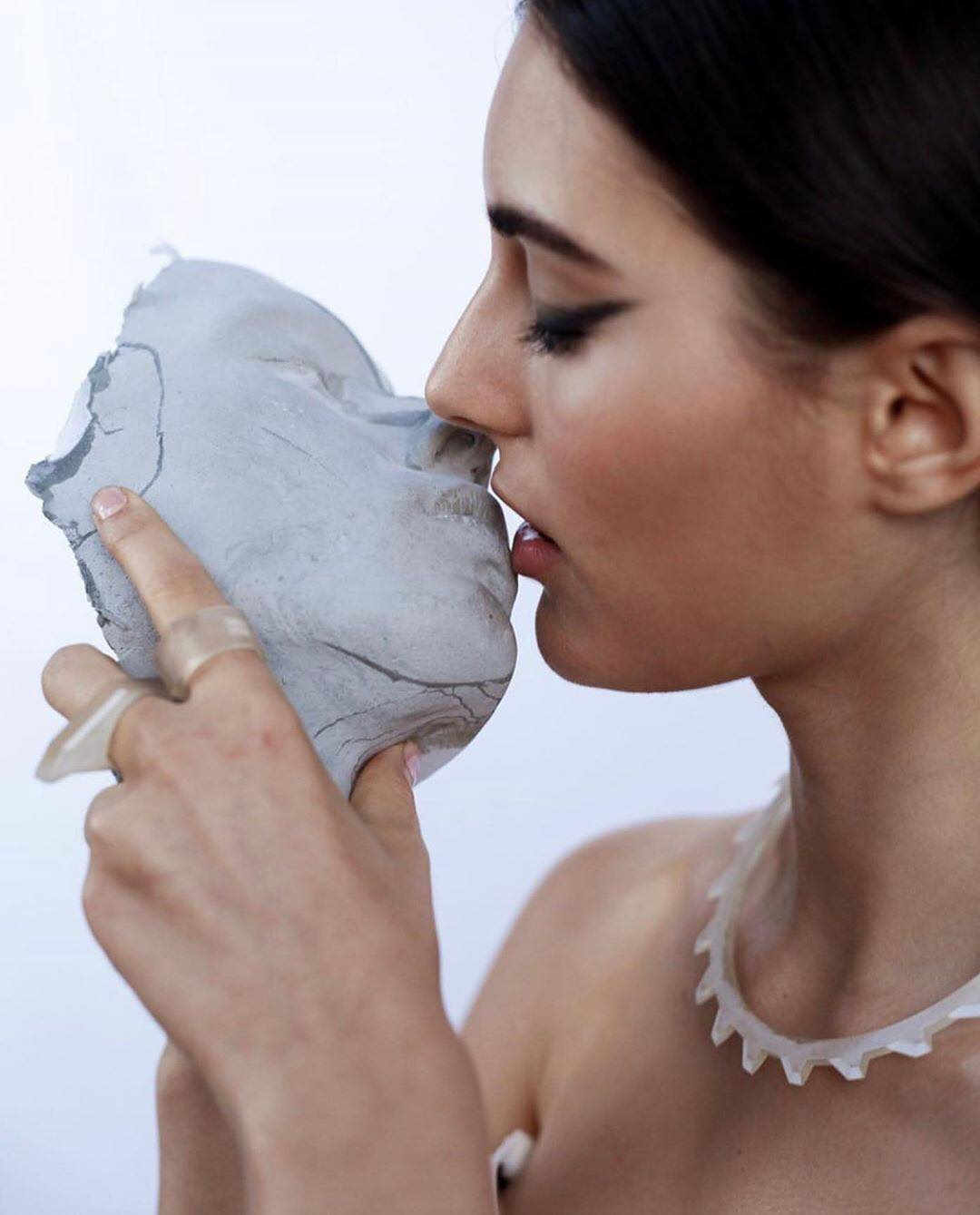 Poetry is an echo asking a shadow to dance. — Carl Sandburg