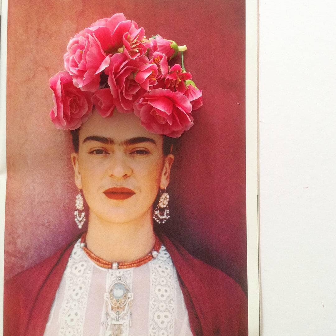 I paint flowers so they will not die.   — Frida Kahlo