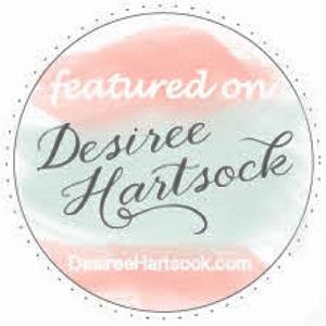 Desiree Hartsock Feature Badge