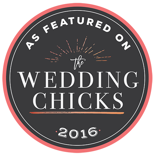 Wedding Chicks Featured Badge