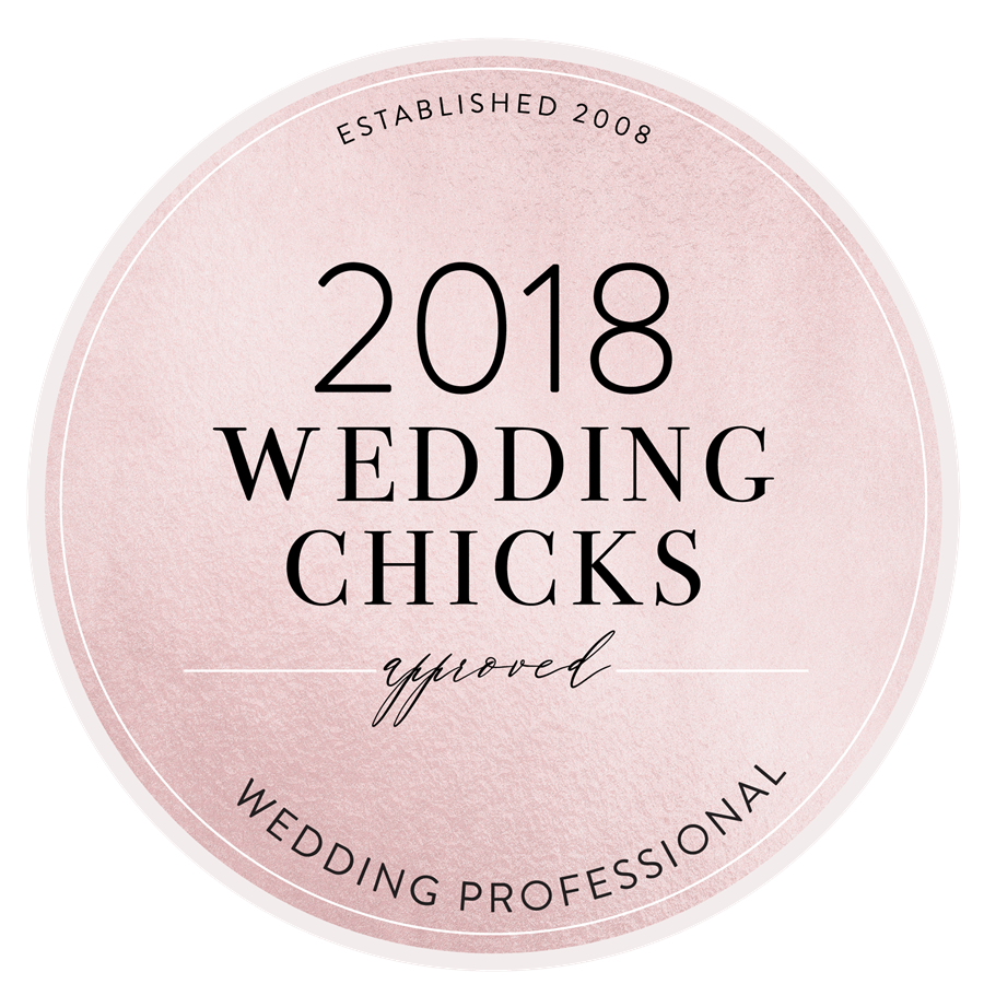 Wedding Chicks Badge 2018