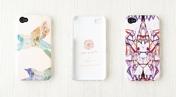 Stina Persson / Free People phone cases