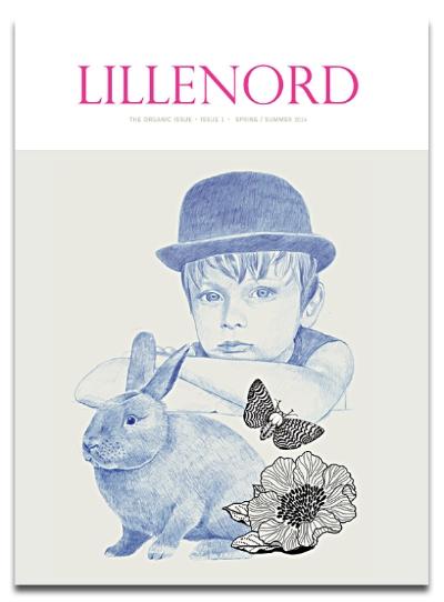 Lisa Grue / LILLENORD
