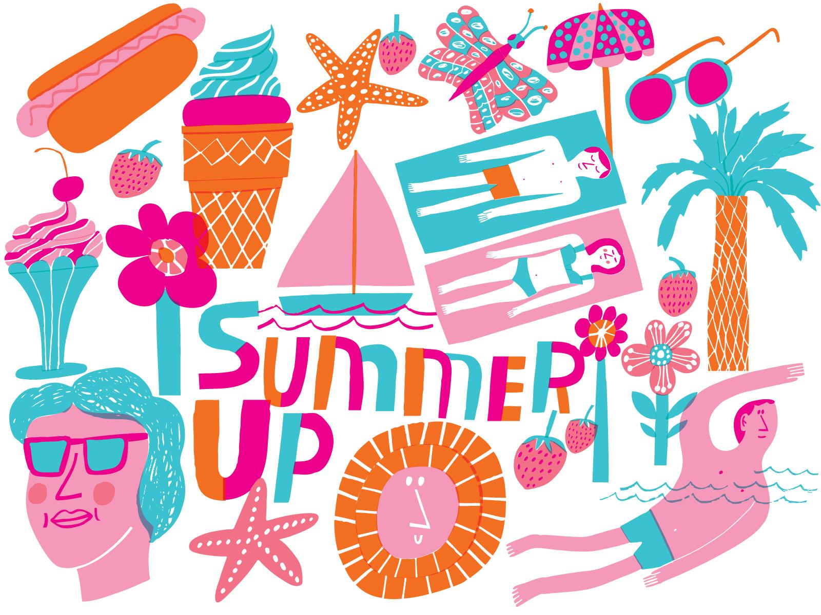 MARCUS OAKLEY / TARGET SUMMER UP
