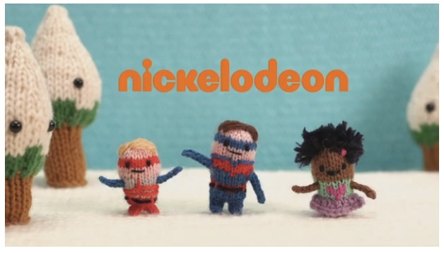 Anna Hrachovec / Nickelodeon Holiday IDs