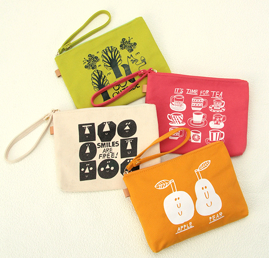 Marcus Oakley / Afternoon Tea Totes