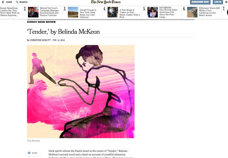 Tina Berning / NY Times