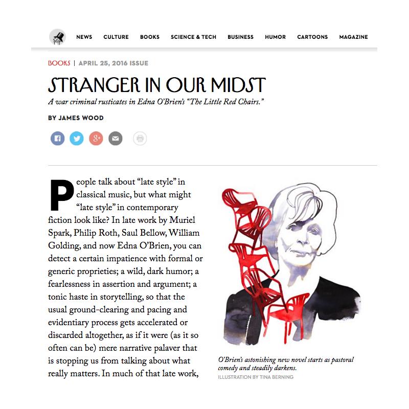 Tina Berning / The New Yorker