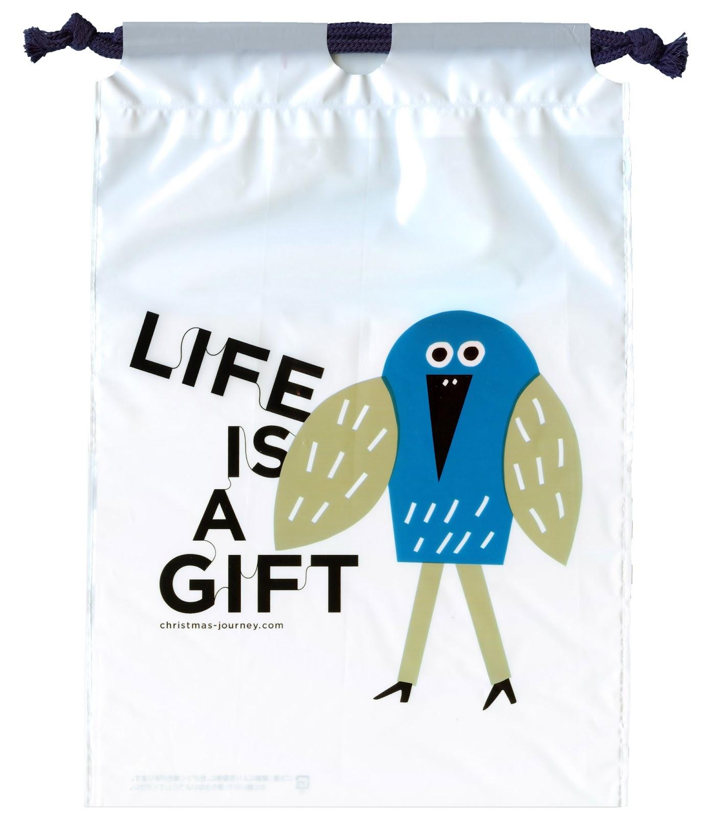 Marcus Oakley / ISETAN gift bags