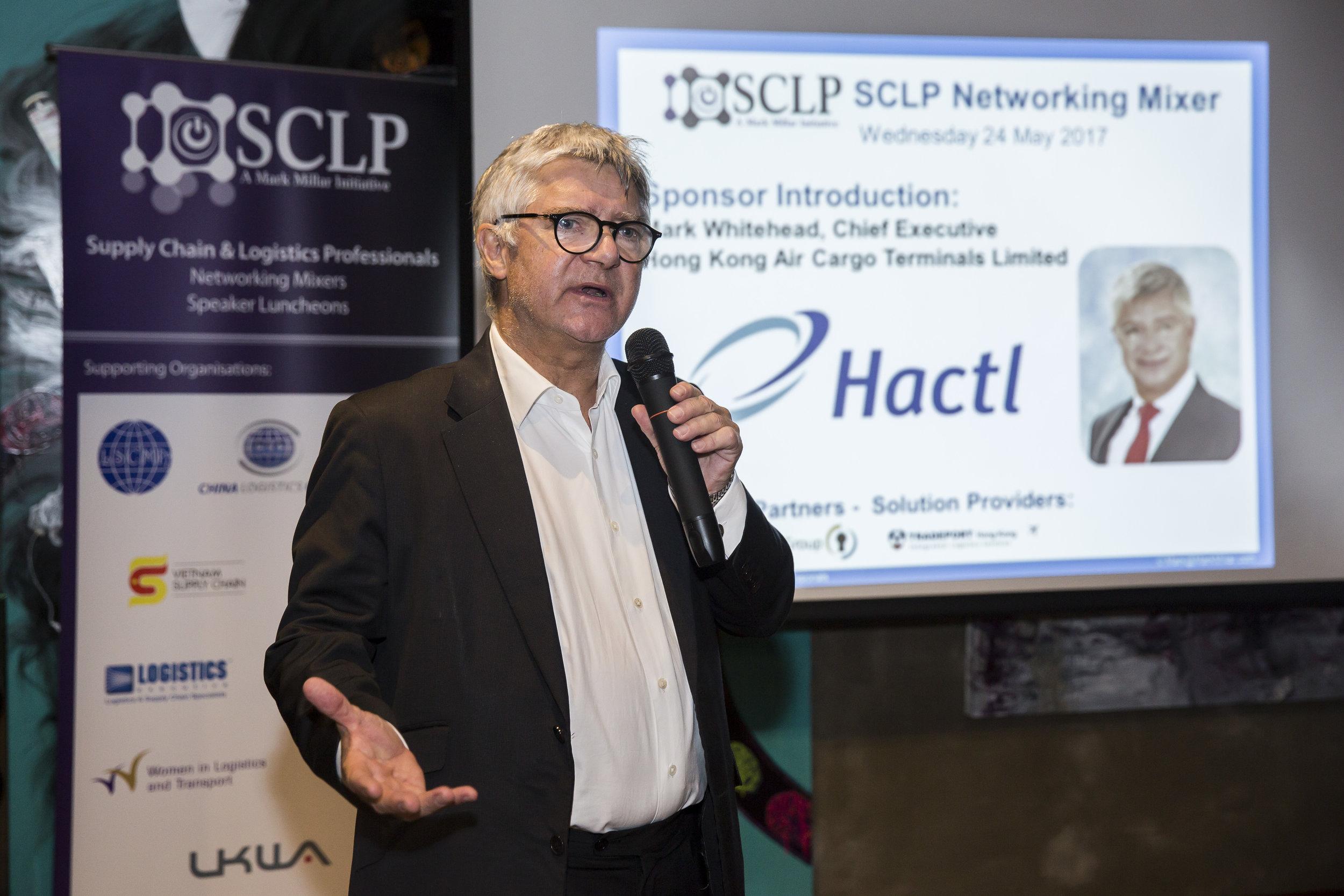 Mark Whitehead, Chief Executive, Hactl