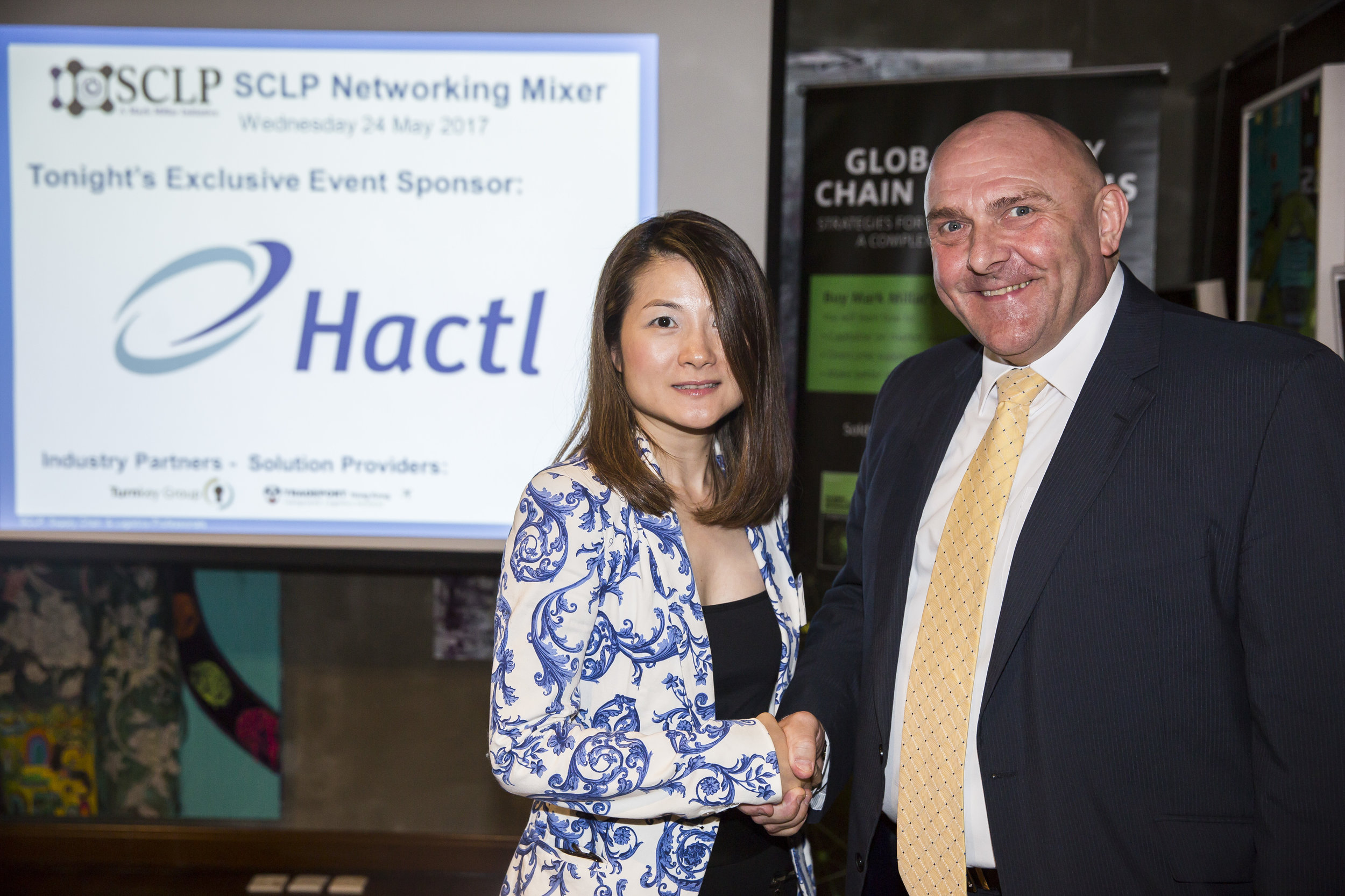 Winnie Chan,Manager - Corporate Communications, Hactl