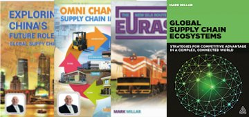 Valuable resources - Author of the widely acclaimed book Global Supply Chain Ecosystems, Mark also shares his expertise through valuable content in his extensive digital library.