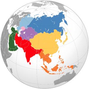 Asia Globe sub regions.png