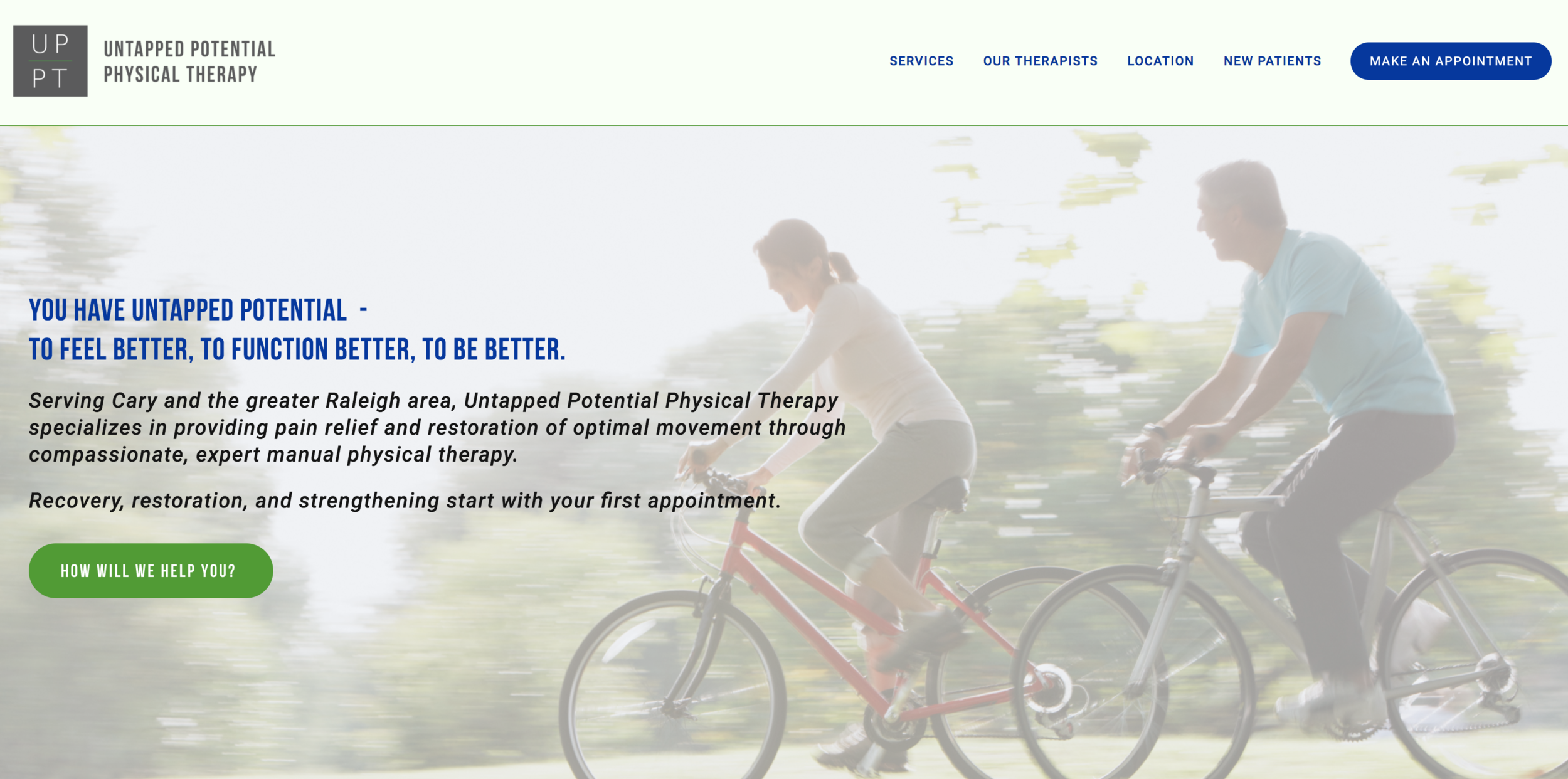 Untapped Potential Physical Therapy