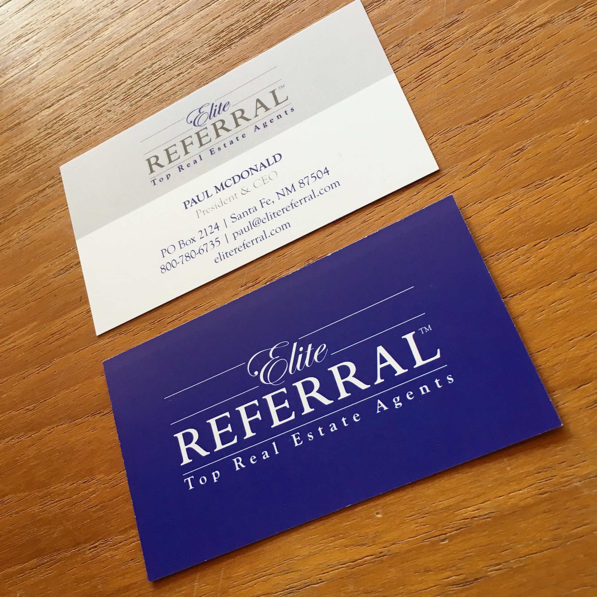 ELITE REFERRAL