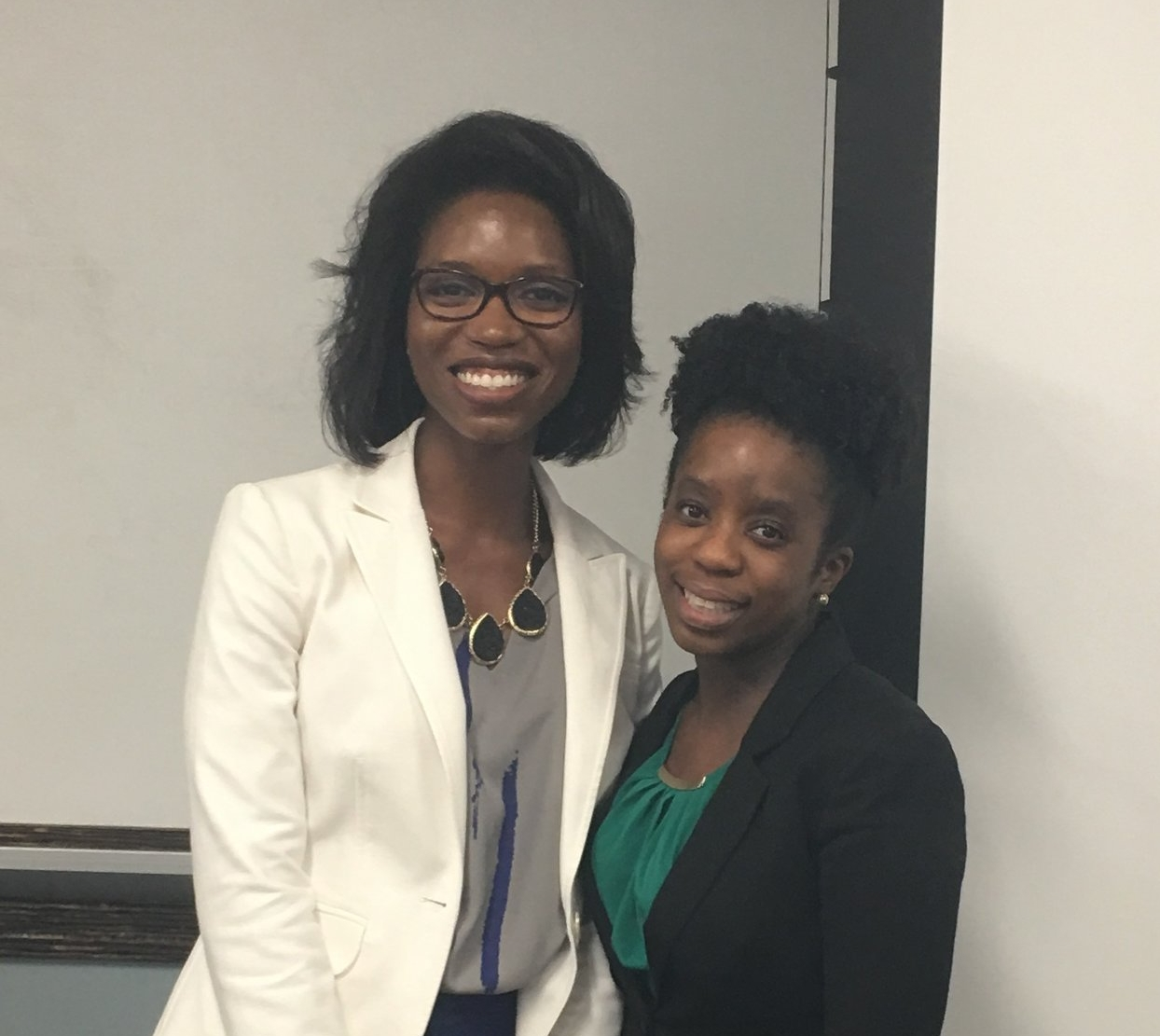 Congratulations to Loneke and Candice! - Loneke Blackman Carr (Sisters in Health) and Candice Alick (TEAM Study) successfully passed the oral defense of their dissertation studies this July 2017.